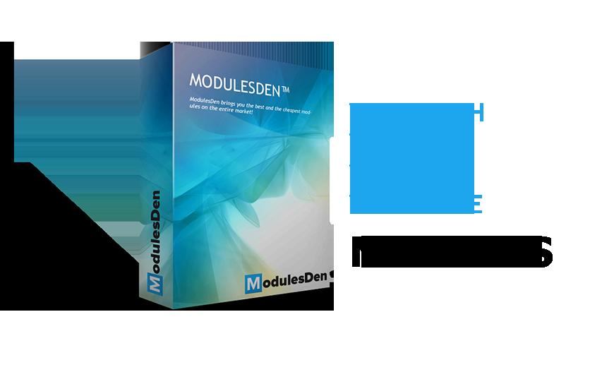 ModulesDen Buy Premium Modules