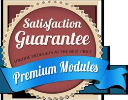 Premium and Free Modules
